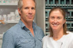 Andy and Michelle Gray, owners of Gray's Compounding Pharmacy in Kimberley.