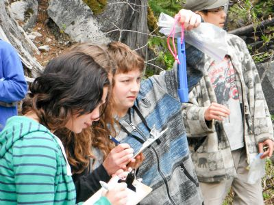 Grade eight students learn about the importance of water through the Know Your Watershed program. Columbia Basin Trust is committing additional funds to the program, as well as to the Columbia Basin Environmental Education Network.