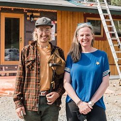 Building homes the thinkBright way