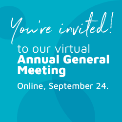 Register for Our AGM