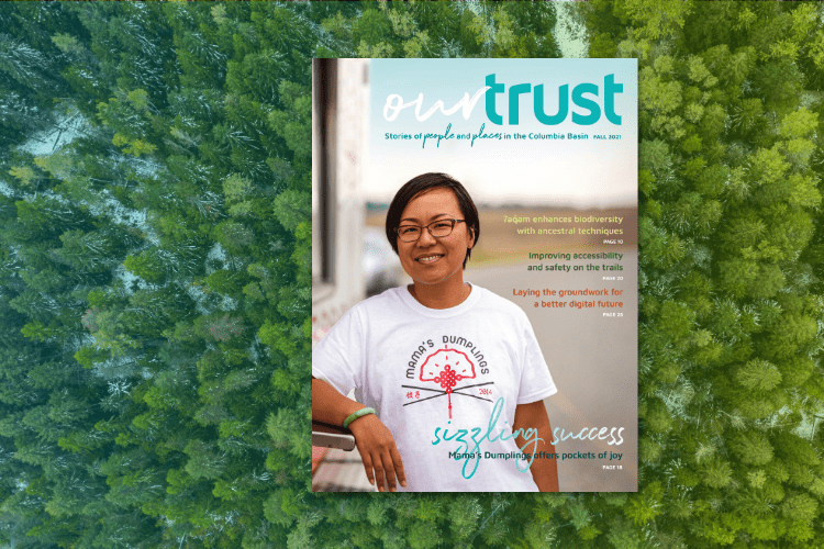 Read Our Trust Magazine online.