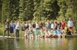 Blue Lake's Water Studies Programs students and summer campers