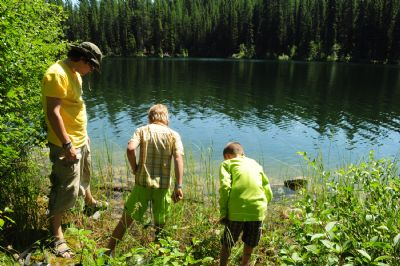 The Blue Lake Forest Education Society will be offering a summer camp for Basin youth with special needs, thanks to support from Columbia Basin Trust.