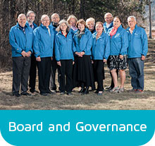 Board and Governance