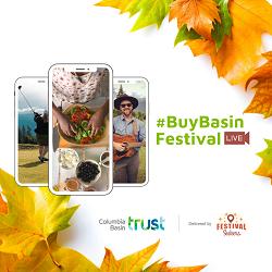 Tune into the #BuyBasin Festival