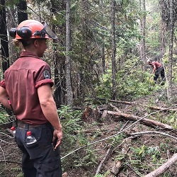 Helping Basin Communities Prepare For Wildfire
