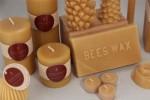 Honey Candles Product Photo
