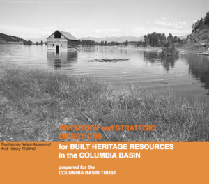Heritage Report Cover