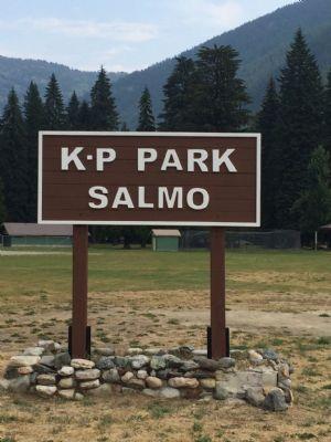Salmo park gets major upgrades.
