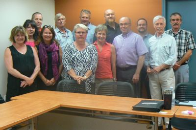 The Kootenay Workforce Table steering committee is a broad cross-section of the regional economy.