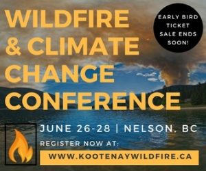 Wildfire & Climate Change Conference @ Prestige Lakeside Resort and Convention Centre